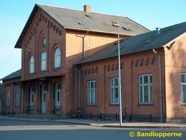 Skælskør station