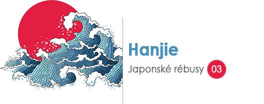 Japonské rébusy 3 - Hanjie