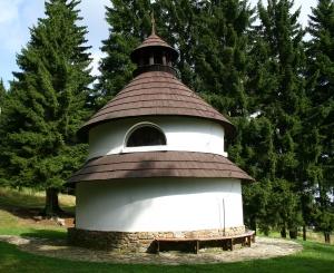 Kaple sv. Antonina Paduanskeho