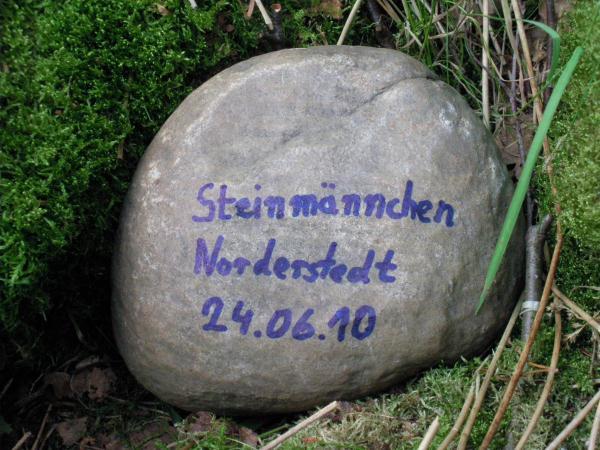 Steinmännchen - Norderstedt