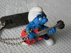 Alex and guitar.
