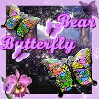 Bear Butterfly