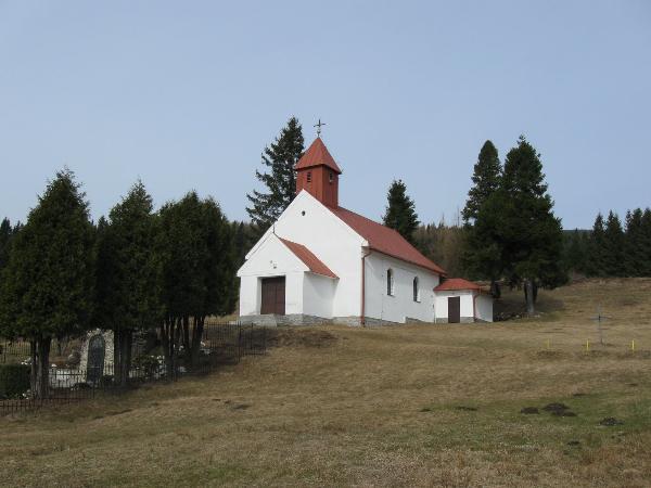 Kaplnka dnes