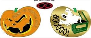 My GeoPumpkin Coin!!!