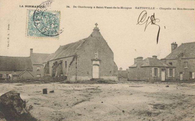 La chapelle de Bon Secours