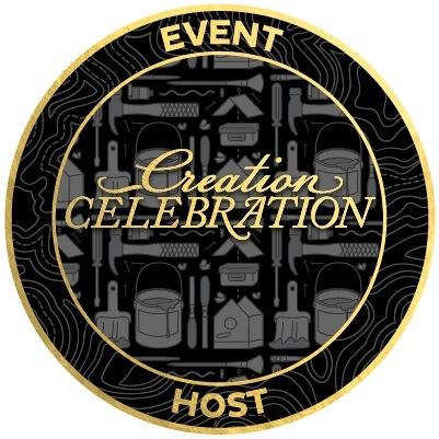 Creation Celebration Host Badge