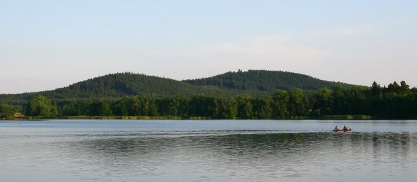 Malý Křakovský a Křakovský vrch