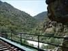 Espreitando o Rio, da ponte