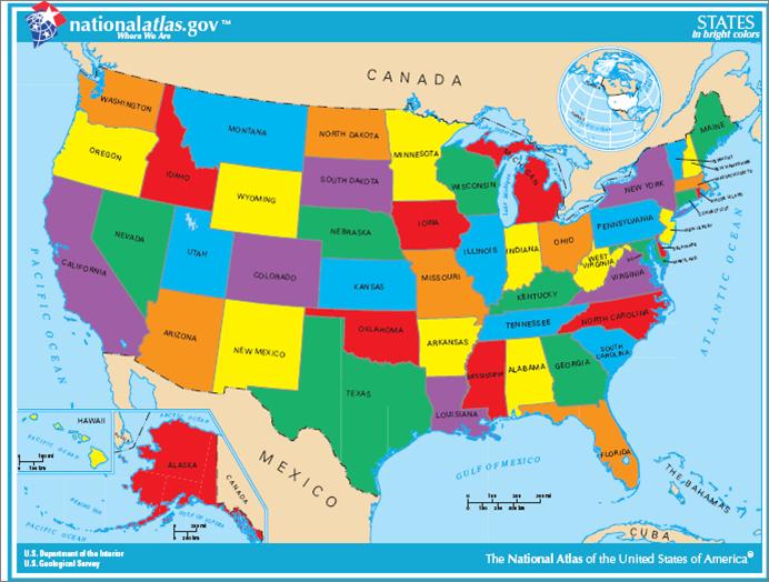 GCTQX The Arkansas BordertoBorder Challenge Unknown Cache In - Us map including canada