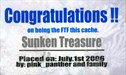 Sunken Treasure FTF