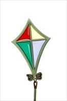 Kite - silber - front