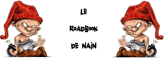 Roadbook de nain