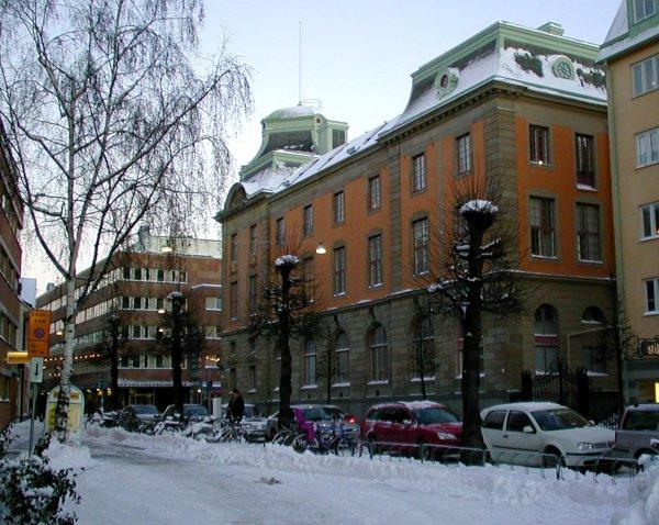 c8f3b1899530 I samma hus finns även brödraföreningen Vidar och sedan december 1994 även  S:t Andreaslogen S:t Laurentius. Idag finns ca 500 frimurare i Uppsala.