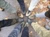 Start-Fußbild