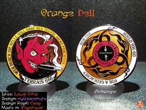 Terrain 666 - Orange Hell