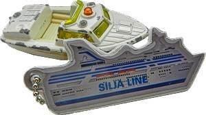 Tallink Silja Schiff Trackable