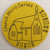 Church Micro Geocoin