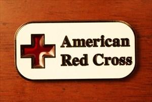 American Red Cross Geocoin