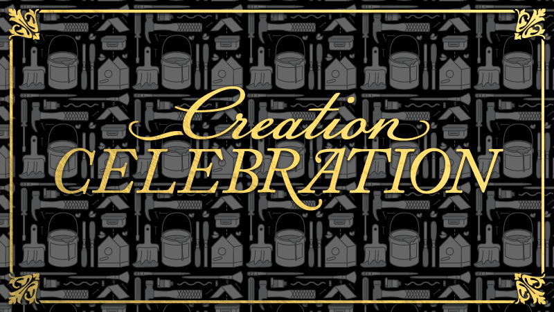 Creation Celebration Logo