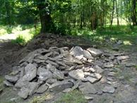 Kameny pro stavbu