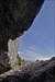 Höhle kurz vor dem Cache
