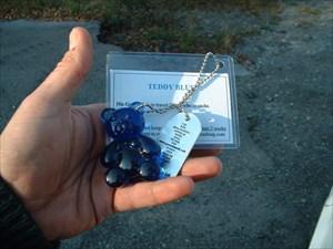 Teddy Blue TB