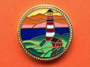Lighthouse Micro Geocoin