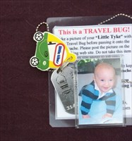 The Little Tykes Travel Bug