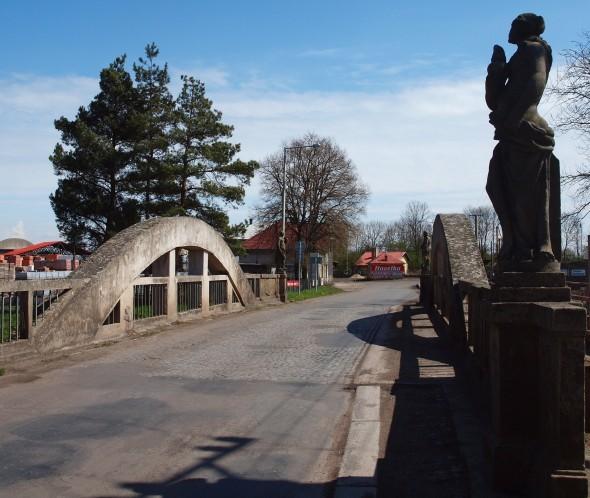 Křinec - most přes Mrlinu
