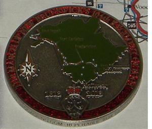 NB 104th Coin