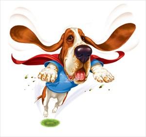 [Super Dog!]