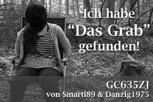 Das Grab (GC635ZJ) - Banner
