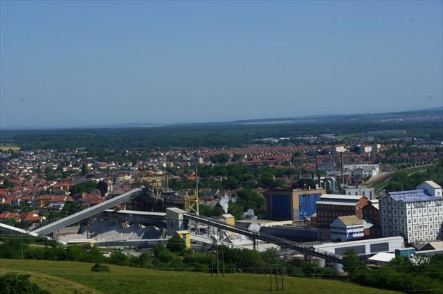 Vue sur Solvay