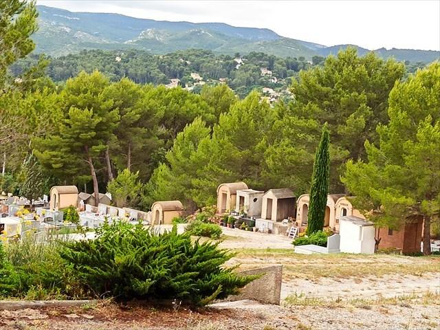 Le cimetière communal