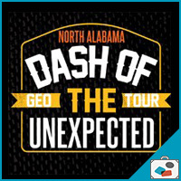 GeoTour: A Dash of the Unexpected