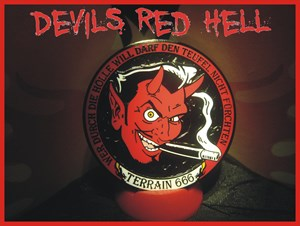 TERRAIN 666 -1st Edition- THE DEVIL'S RED HELL