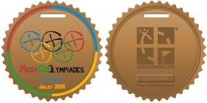 Mega GeOlympiades 2015 Bronze