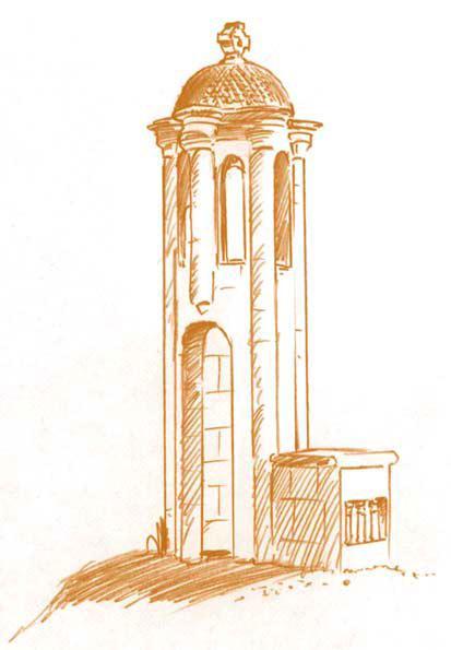 clocher tors 49