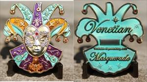 Venetian Mask (Cinco De Mayo)