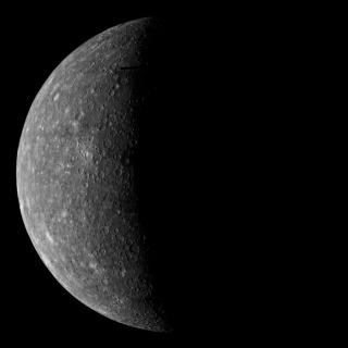 Mercury by Mariner 10