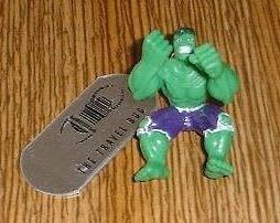 Hulk & tag