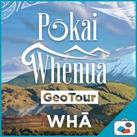 GeoTour: Tuia Mātauranga - Pōkai Whenua: Whā