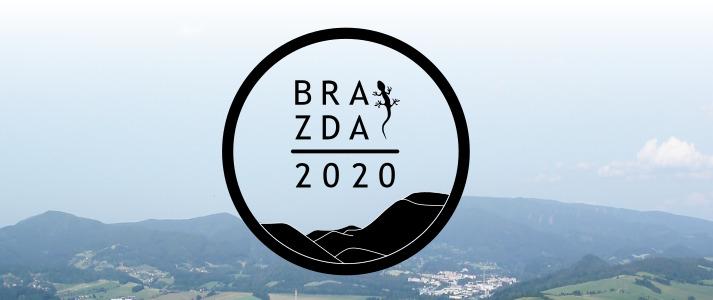 logo BRAZDA 2020