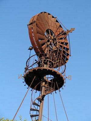 La turbine orientable