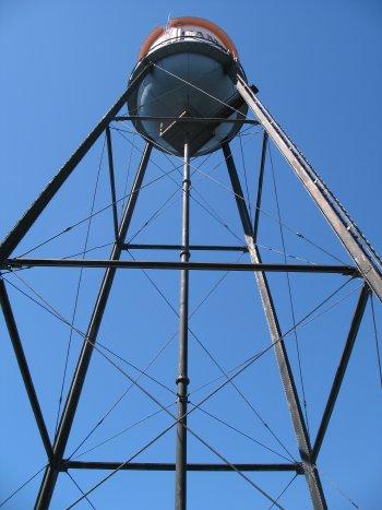 water tank tower