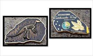 International EarthCache Day 2016 Geocoin
