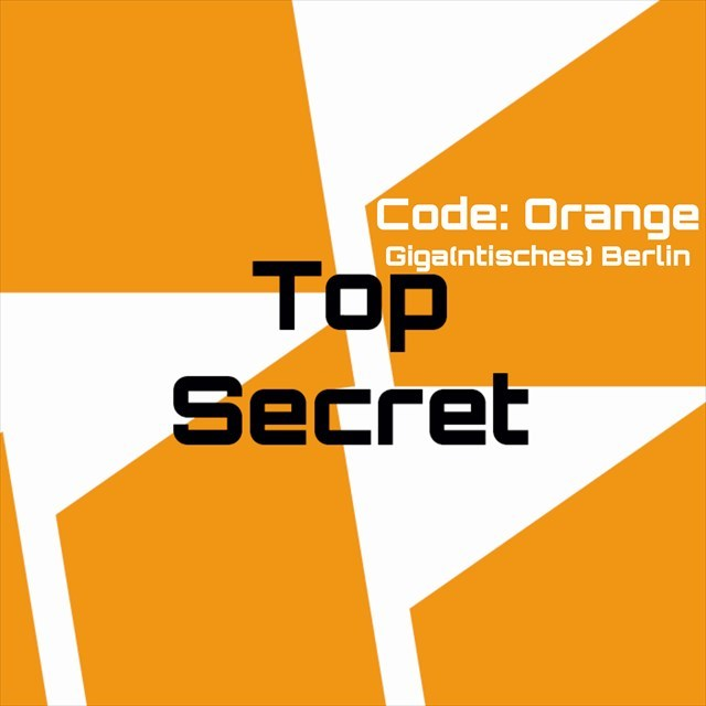 Banner Code orange