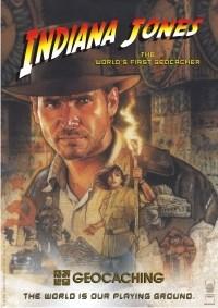 Indiana Jones - The World's First Geocacher
