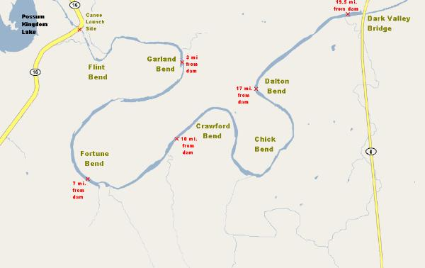 GC1Z7XQ Canoeing the Brazos river Halfway multi Multicache in