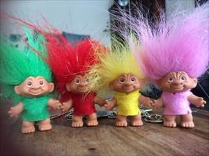 Evju the trolls
